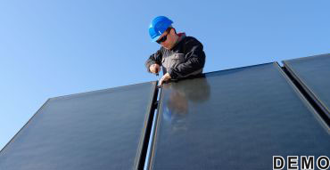 Solar Panels Repair